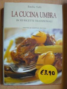 náhled knihy - La Cucina Umbra