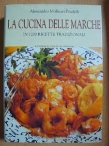 náhled knihy - La Cuccina delle marche
