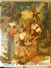 náhled knihy - Tábor v měsíčním údolí