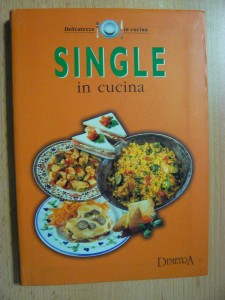 náhled knihy - Single in cucina