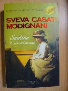 náhled knihy - Saulina il vento del passato