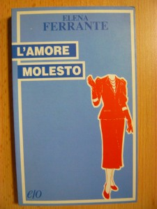 náhled knihy - L´amore molesto
