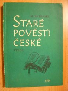náhled knihy - Staré pověsti české : Výbor