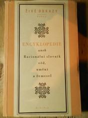 náhled knihy - Encyklopedie, aneb, Racionální slovník věd, umění a řemesel