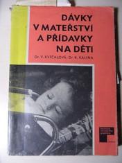 náhled knihy - Dávky v mateřství a přídavky na děti