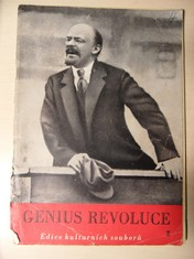 náhled knihy - Genius revoluce / Lenin /
