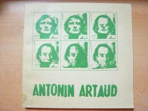 náhled knihy - Antonin Artaud