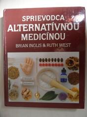 náhled knihy - Sprievodca alternatívnou medicínou
