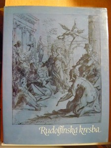 náhled knihy - Rudolfínská kresba : [obr. monografie]