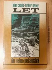 náhled knihy - Let do nebezpečenstva