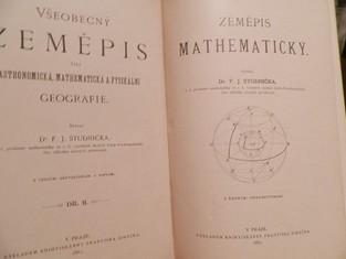 náhled knihy - Všeobecný zeměpis, čili, Astronomická, mathematická a fysikální geografie. Díl II, Zeměpis mathematický