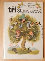 náhled knihy - Tři Stanislavové : pro čtenáře od 6 let