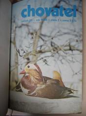 náhled knihy - Chovatel - zájmový měsíčník pro chovatele drobných zvířat (ročník 25)