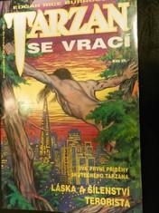 náhled knihy - Tarzan se vrací : Dva první příběhy skutečného Tarzana