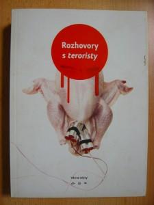 náhled knihy - Rozhovory s teroristy : antologie současného anglofonního politického dramatu