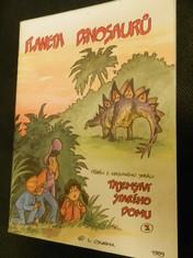náhled knihy - Planeta dinosaurů