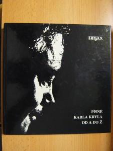 náhled knihy - Písně Karla Kryla