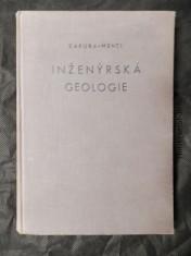 náhled knihy - Inženýrská geologie : Celost. vysokoškolská učebnice