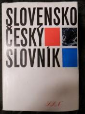 náhled knihy - Slovensko-český slovník