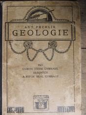 náhled knihy - Geologie pro osmou třídu gymnasií, reálných a refor. reál. gymnásiíí