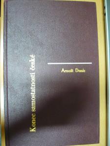 náhled knihy - Konec samostatnosti české