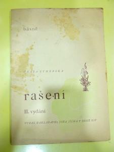 náhled knihy - Rašení