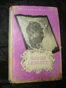 náhled knihy - Manon Lescaut