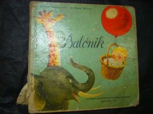 náhled knihy - Balónik