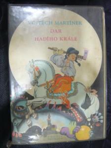 náhled knihy - Dar hadího krále