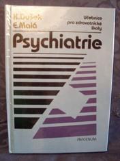 náhled knihy - Psychiatrie : Učebnice pro zdravotnické školy : Stud.obor zdravotní sestra, dětská sestra, ženská sestra, rehabilitační pracovník
