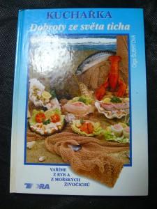 náhled knihy - Kuchařka : dobroty ze světa ticha