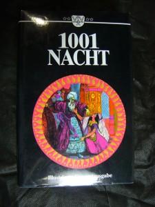 náhled knihy - 1001 Nacht