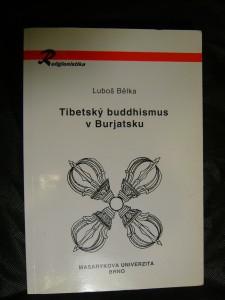 náhled knihy - Tibetský buddhismus v Burjatsku