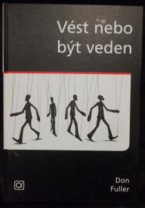 náhled knihy - Vést nebo být veden