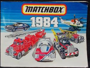náhled knihy - Matchobox 1984