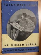 náhled knihy - Fotografujeme při umělém světle s fotožárovkami Philips