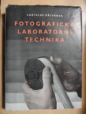 náhled knihy - Fotografická laboratorní technika