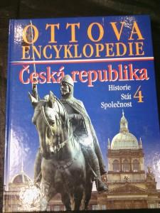 náhled knihy - Ottova encyklopedie Česká republika