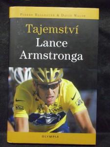 náhled knihy - Tajemství Lance Armstronga