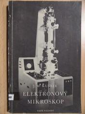náhled knihy - Elektronový mikroskop - okno do neznáma