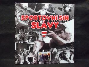 náhled knihy - Sportovní síň slávy