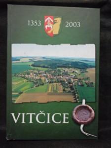 náhled knihy - Vitčice 1353 - 2003