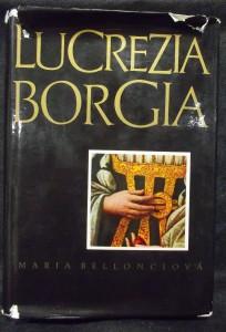 náhled knihy - Lucrezia Borgia : její život a její doba