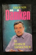 náhled knihy - Auf den Spuren der Allmächtigen. Česky Ve stopách všemocných : předloha úspěšného televizního seriálu