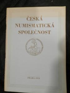 náhled knihy - Česká numismatická společnost: Informační příručka pro členy a zájemce o členství