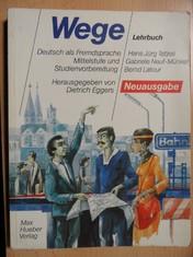 náhled knihy - Wege, Deutsch als Fremdsprache, Neuausg., Lehrbuch