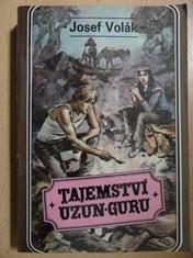 náhled knihy - Tajemství Uzun-Guru
