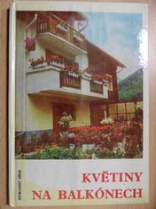 náhled knihy - Květiny na balkónech