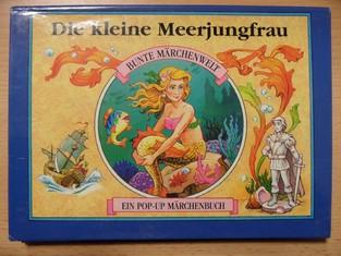 náhled knihy - Die kleine Meerjungfrau : Ein Pop-up Märchenbuch