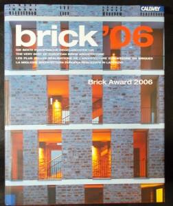 náhled knihy - Brick '06